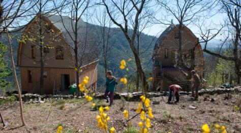 Eco-hameau la bogue des blats
